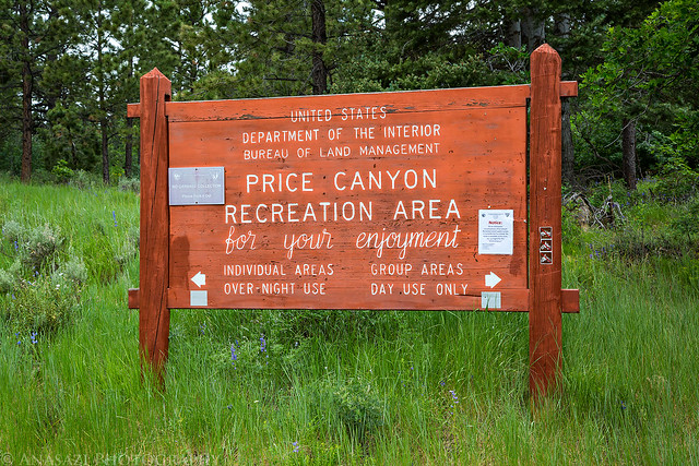 Price Canyon Recreation Area