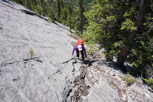 Scrambles - Loder Peak - June 2017-2