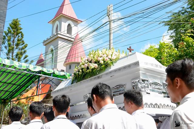 Lễ An Táng Thân Phụ Đức TGM Giuse Nguyễn Chí Linh - Ảnh minh hoạ 18