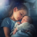 Little Yuna and little Nio by John Wilhelm is a photoholic