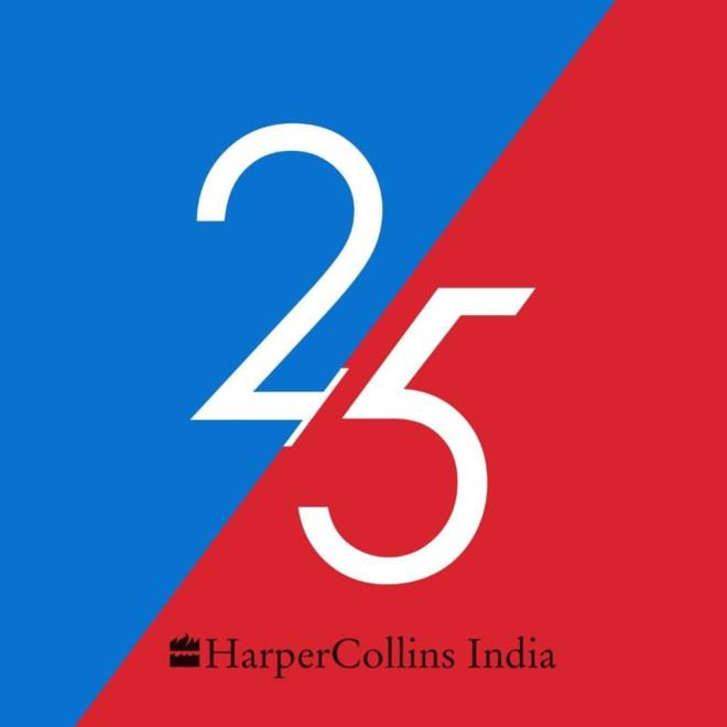Phát hành bộ sách đặc biệt kỷ niệm 25 năm của HarperCollins Ấn Độ