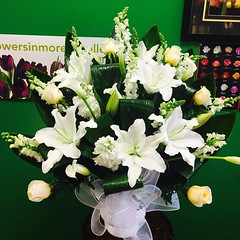 Today's #sympathy #funeralservice #flowers . Send #funeral #tribute #flowers at www.gardenofroses.us