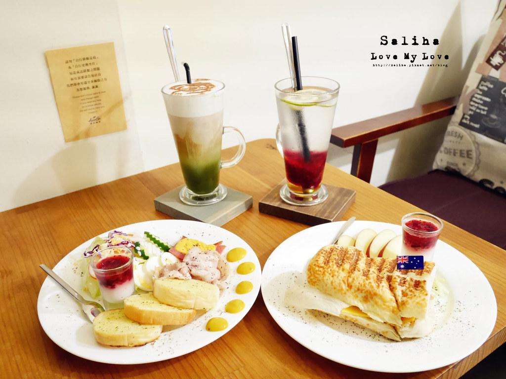 台北中山區咖啡館推薦Aussie Cafe 澳氏咖啡早午餐 (26)