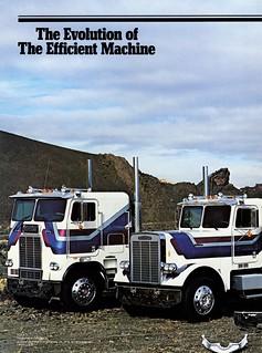 1979 Freightliner Truck Ad, Pg. 1
