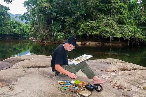 Jan Dungel: Setkání s divokými tvory jsou pro mne hodně emocionální