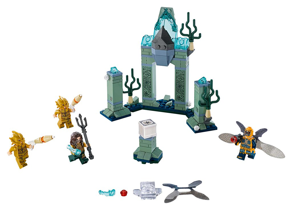LEGO Super Heroes DC Comics 76085 - Battle of Atlantis