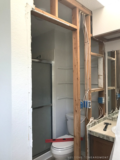 Drywall Down | Welcome to Heardmont