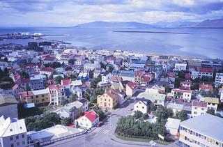 View from Hallgrimskyrkan  (3)