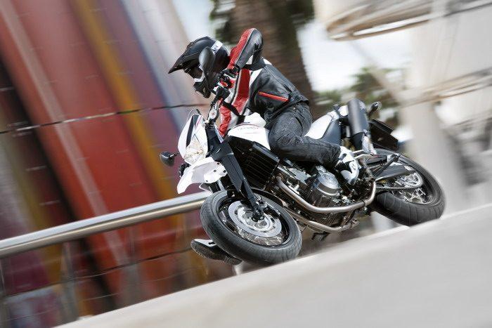 Yamaha XT 660 X 2014 - 7