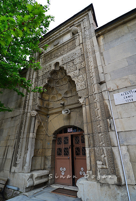 Çay Sultan Alaattin Camii