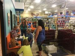 PetSmart Event in Albuquerque 6/3/17