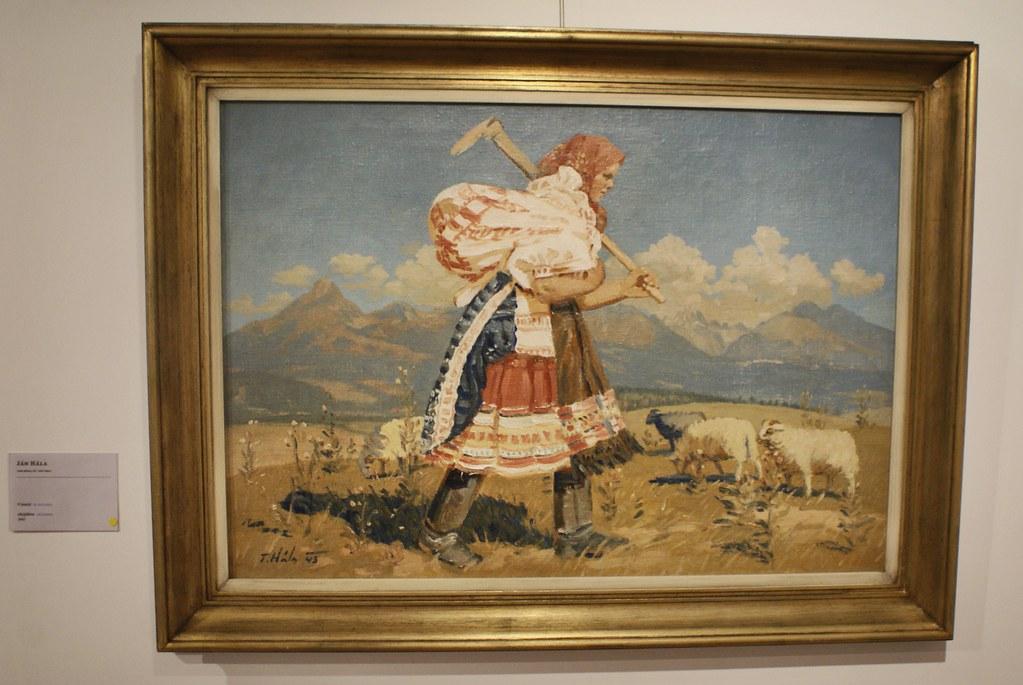 Galéria Nedbalka à Bratislava : Musée d'art moderne