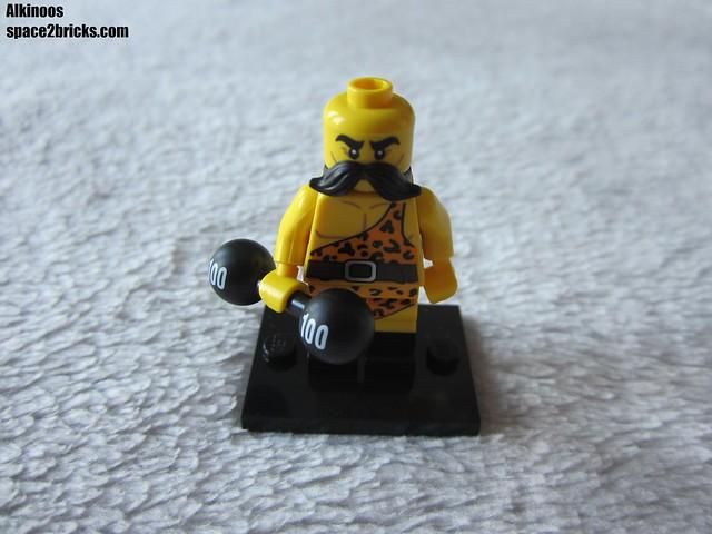 Lego minifigures S17 p10