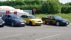 Audi S4 - S3 - A4 Cab - Photo of Cantaous