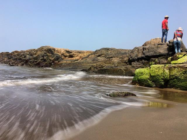 iPhone Photography - Vagator Beach