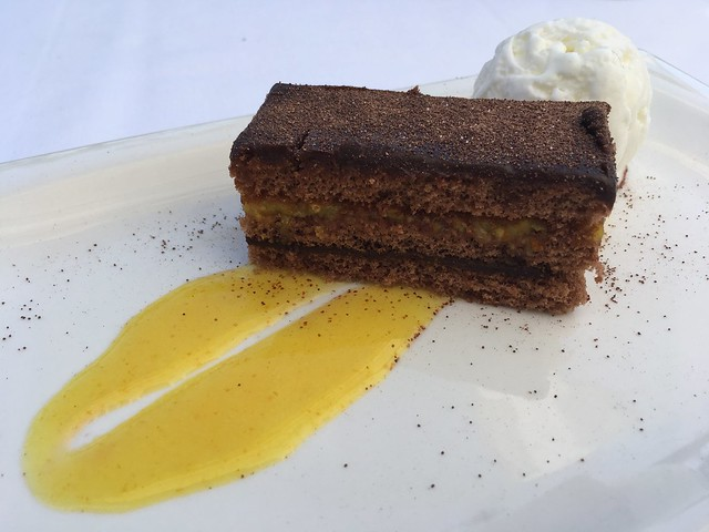 Sacher cake - El Rincon de Pepe