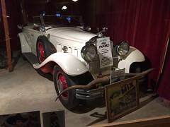 Tom Mix's Packard