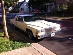 1980s Cadillac Coupe de Ville