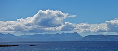 Looking Skye-ward from Applecross