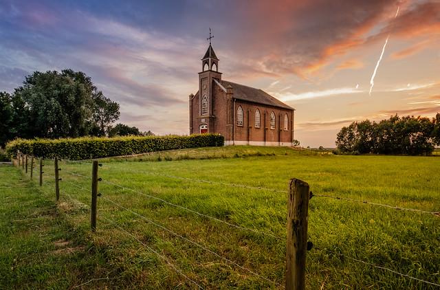 Homoet church, Fujifilm X-T2, XF10-24mmF4 R OIS