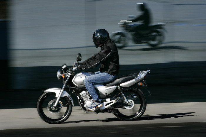 Yamaha YBR 125 2006 - 17