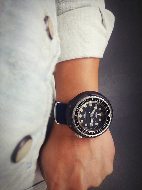 My favourite watch❤⌚