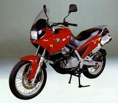 BMW F 650 ST 1997 - 3