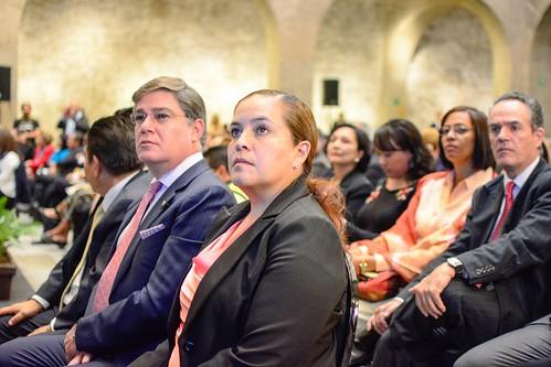 Homenaje a la Maestra Ifigenia Martínez y Hernández 15/jun/17