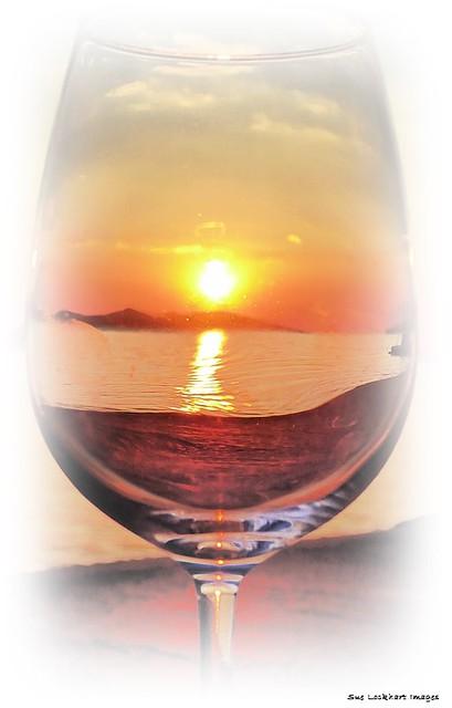 Sunset in a glass, Panasonic DMC-TZ70