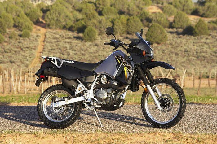 Kawasaki KLR 650 2002 - 6