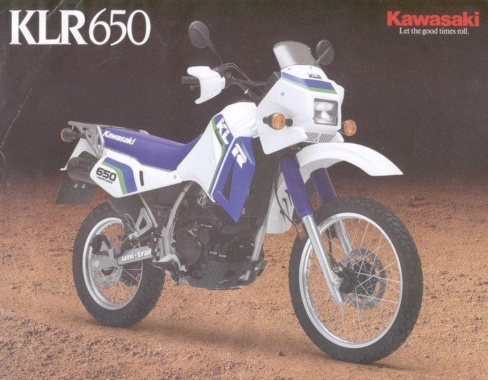 Kawasaki KLR 650 2002 - 7