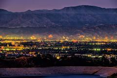 San Fernando Valley - 8:46PM - 4th of July