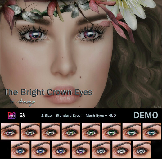 MESANGE - The Bright Crown - SecondLifeHub.com