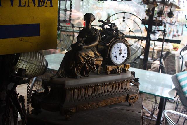Rellotge victorià / Victorian clock