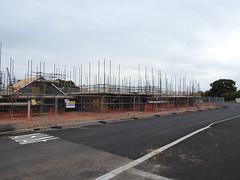 Former Llantarnam School, Llantarnam Road, Cwmbran 27 June 2017