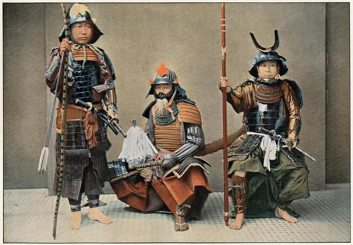 samurai na jhero