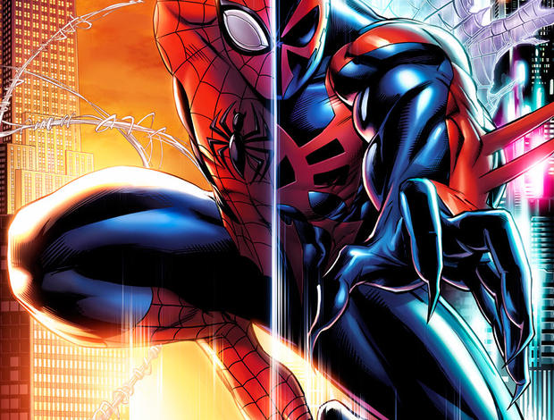 Cool Spiderman 2099 Wallpaper: Spider-Man 2099