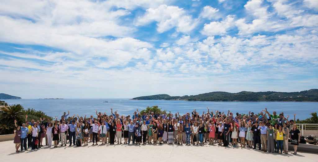 2017 HHT International Scientific Conference Group Photo