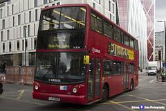 Volvo B7TL Transbus ALX400 - LJ53 BDZ - VLA34 - Arriva - Hyde Park Corner 2 - London 2017 - Steven Gray - IMG_9322