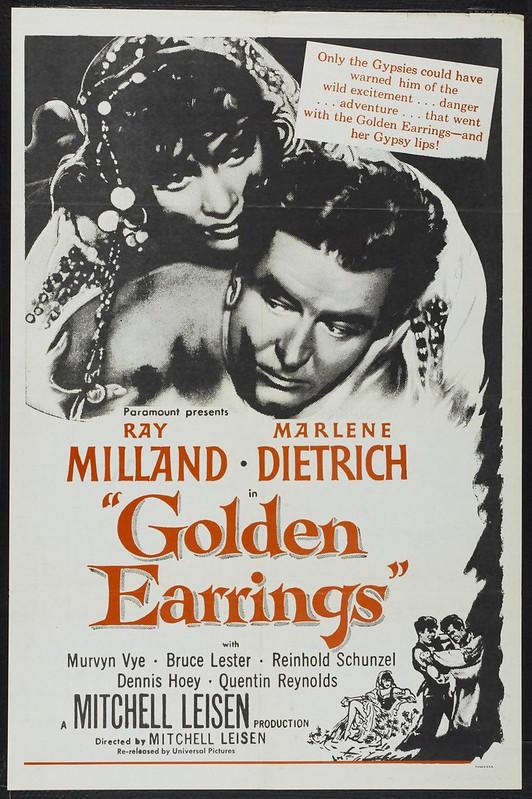 Golden Earrings - Poster 2