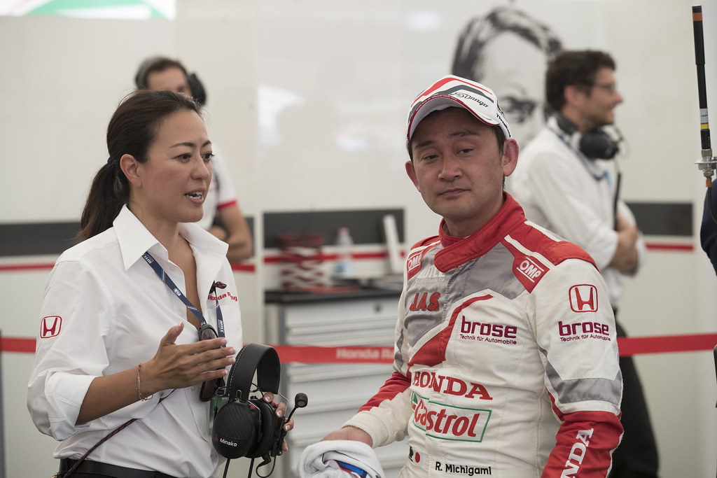 MICHIGAMI Ryo (jpn) Honda Civic team Honda racing team Jas ambiance portrait during the 2017 FIA WTCC World Touring Car Championship race of Portugal, Vila Real from june 23 to 25 - Photo Gregory Lenormand / DPPI