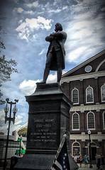 Sam Adams Statue