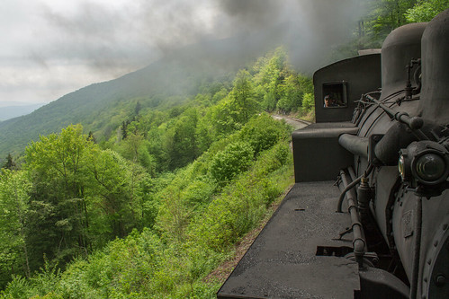 steamdome westvirginia cablecar smoke mountian appalachians locomotive dgvr vw greenbriarrivervalley pocahontascounty durbinandgreenbriervalleyrailroad shay2 cassscenicrailroadstatepark appalachianmountains forest appalachia steamengine engineer