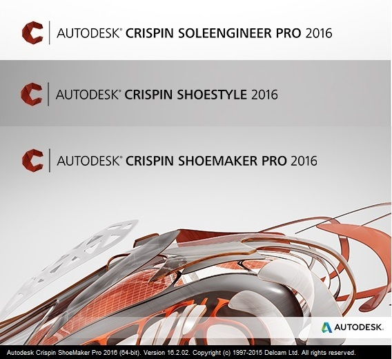 download Autodesk (ex Delcam) Crispin ShoeMaker 2016 R1 x64 full crack