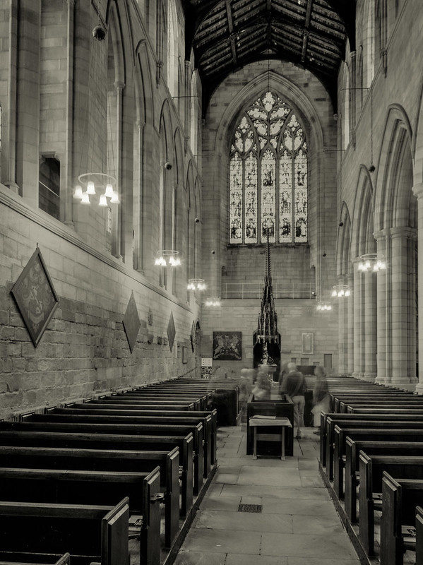 Ghosts in the Abbey