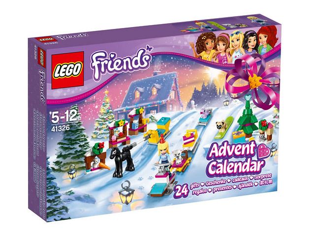 41326 Lego Friends 2017 Advent Calendar