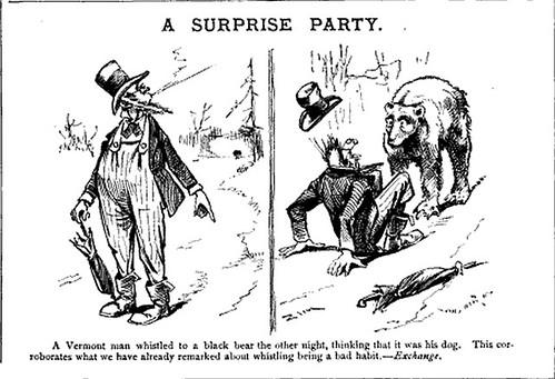 surprise party, a (1885)