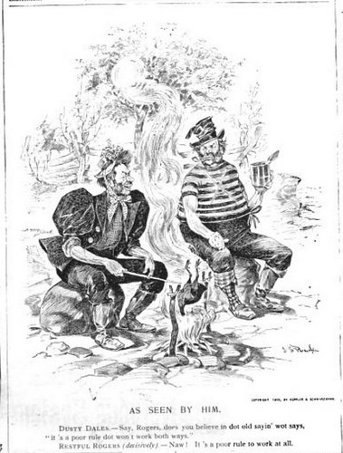 as seen by him (1895)