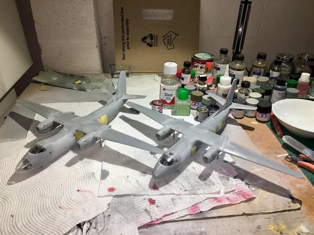 Antonov twins WIP
