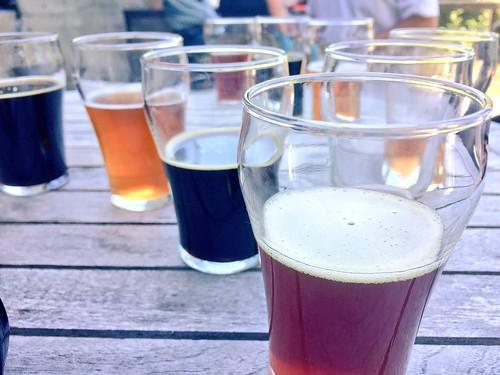 Beer 101 at Les Brasseurs du Temps